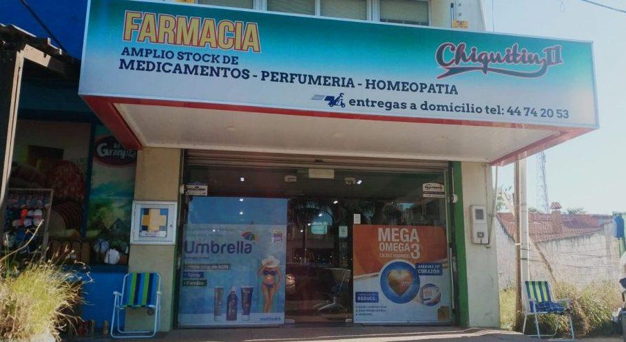 farmacias en Chuy