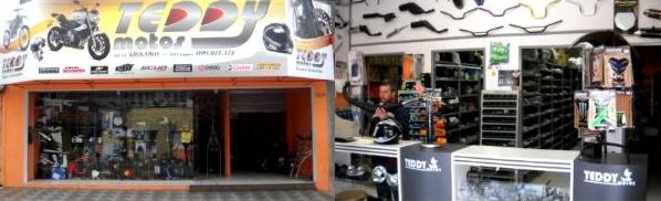 respuestos y accesorios de motos en chuy