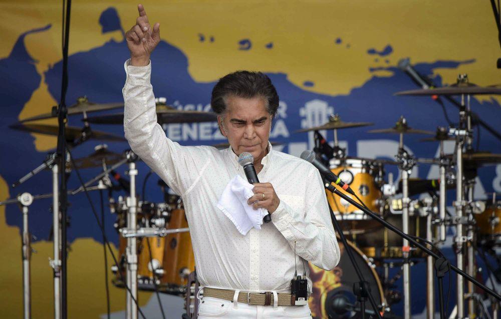 Apoyo latino a Venezuela
