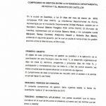 Candidatos de Castillos.