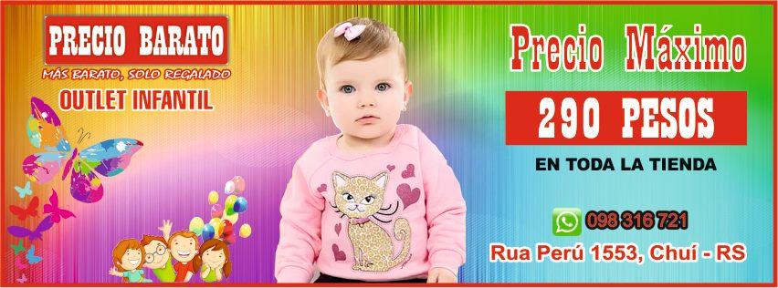 ropa infantil en Chuy