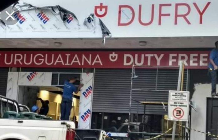 Free Shops brasileros en chui