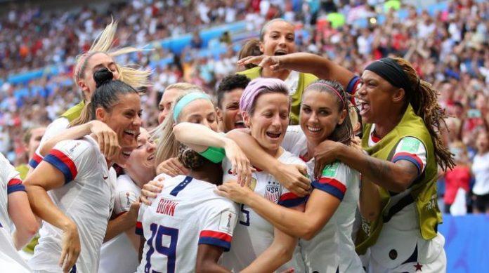 Mundial de fútbol femenino