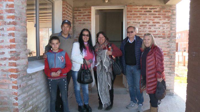 viviendas de Mevir en lascano