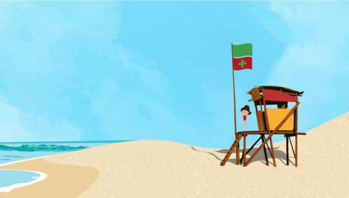 cómo saber si la playa está habilitada
