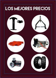 repuestos y accesorios