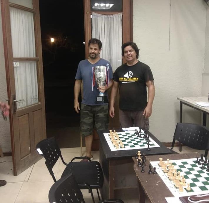 ajedrez grupo palmar