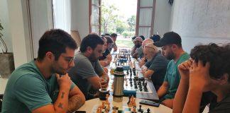 club de ajedrez sin fronteras