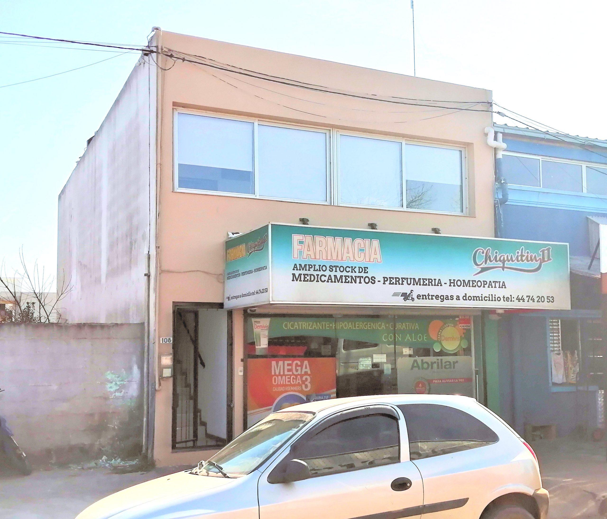 farmacia chiquitín