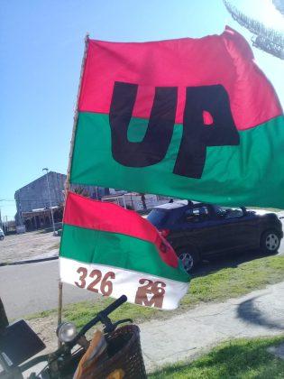 banderas UP