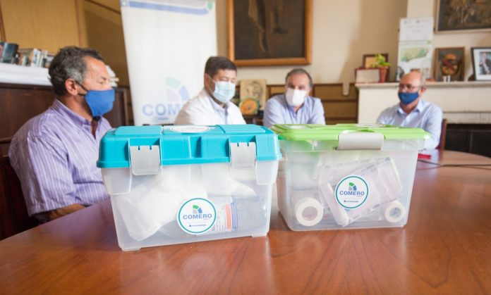 respiradores artificiales