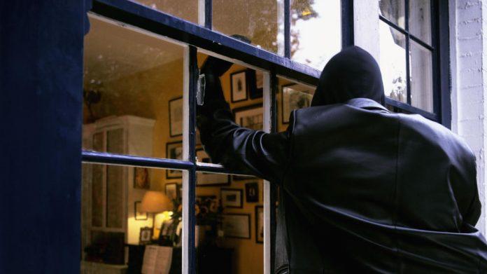 robo en casa