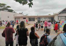 Escuela 28 de Chuy